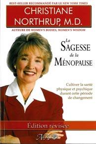 LA SAGESSE DE LA MENOPAUSE
