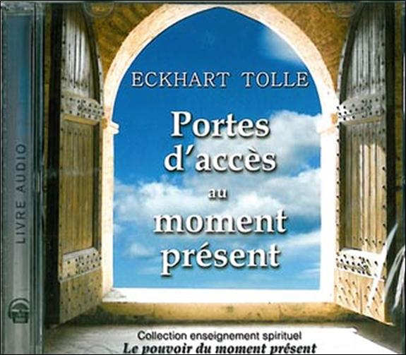PORTES SUR LE MOMENT PRESENT - CD - AUDIO
