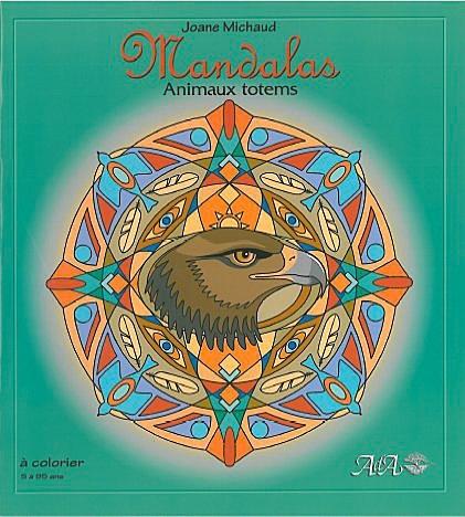 MANDALAS - ANIMAUX TOTEMS