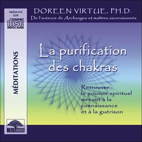 PURIFICATION DES CHAKRAS - LIVRE AUDIO