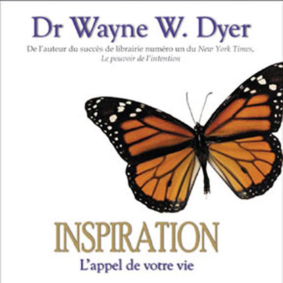 INSPIRATION - LIVRE AUDIO (4 CD)