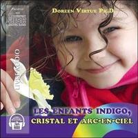 ENFANTS INDIGO, CRISTAL ET ARC-EN-CIEL - CD