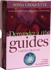 DEMANDEZ A VOS GUIDES (52 CARTES + LIVRET)