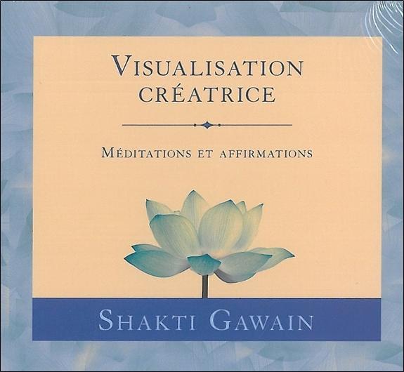VISUALISATION CREATRICE - LIVRE AUDIO 1 CD