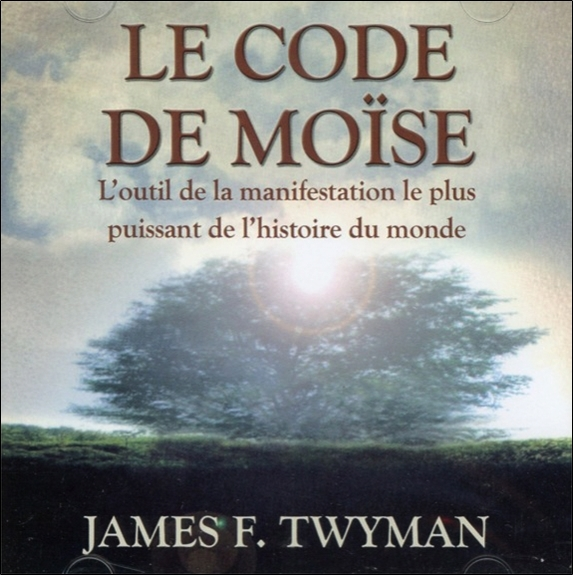 LE CODE DE MOISE - LIVRE AUDIO 2 CD