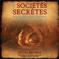 LES SOCIETES SECRETES - LIVRE AUDIO 2 CD