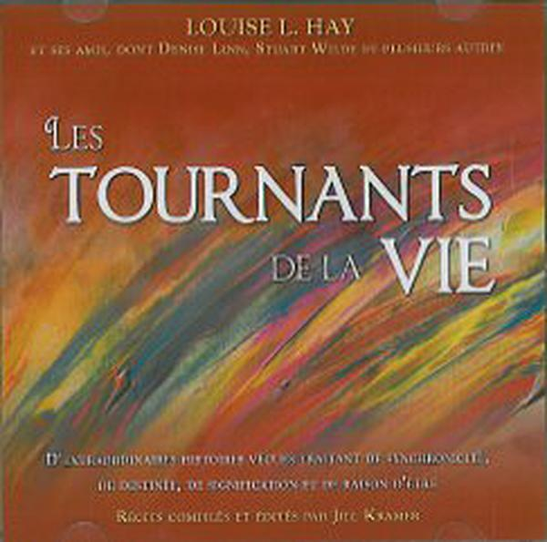 LES TOURNANTS DE LA VIE - LIVRE AUDIO 2 CD