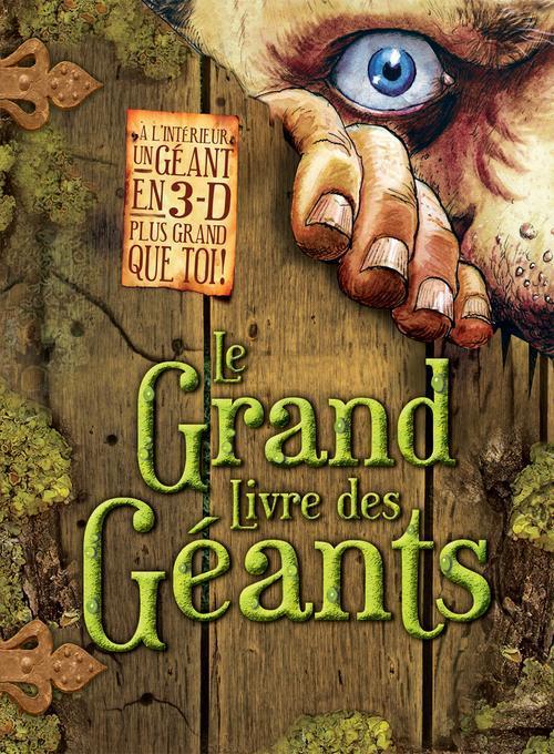 LE GRAND LIVRE DES GEANTS