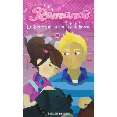 Biblio Romance tome 8 - Le bonheur au bout de la laisse