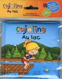 CAJOLINE AU LAC. LIVRE DE BAIN