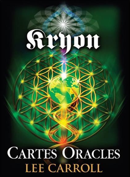 KRYON - CARTES ORACLES