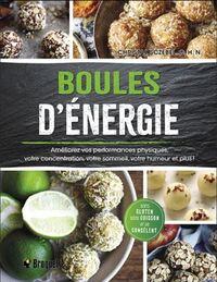BOULES D'ENERGIE - SANS CUISSON, SANS GLUTEN ET SE CONGELENT