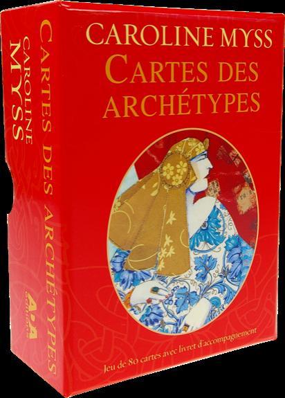 CARTES DES ARCHETYPES - 80 CARTES
