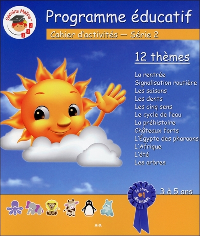 PROGRAMME EDUCATIF - CAHIER D'ACTIVITES - SERIE 2