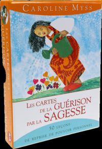 LES CARTES DE LA GUERISON PAR LA SAGESSE - 50 CARTES