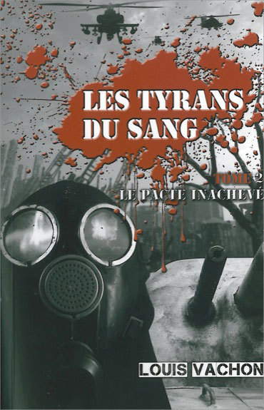 LES TYRANS DU SANG - TOME 2 - LE PACTE INACHEVE