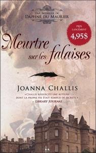 MEURTRE SUR LES FALAISES - UNE INTRIGUE DE DAPHNE DU MAURIER T1
