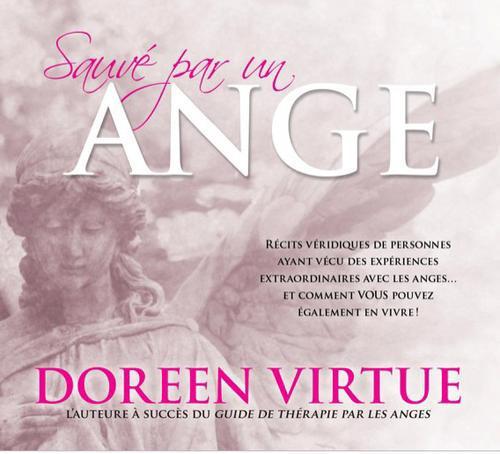 SAUVE PAR UN ANGE - LIVRE AUDIO 2 CD