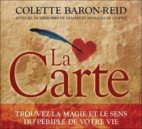 LA CARTE - TROUVEZ LA MAGIE ET LE SENS DU PERIPLE DE VOTRE VIE - LIVRE AUDIO 2 CD