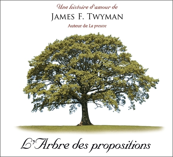 L'ARBRE DES PROPOSITIONS - LIVRE AUDIO 2 CD