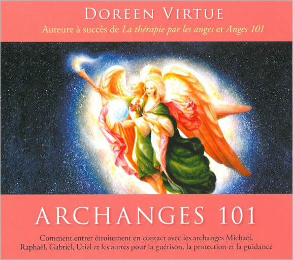 ARCHANGES 101 - LIVRE AUDIO