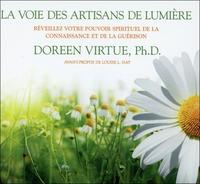 LA VOIE DES ARTISANS DE LUMIERE - LIVRE AUDIO 3 CD