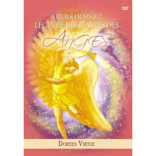 ATELIER PRATIQUE - LECTURE DES CARTES DES ANGES - LIVRE AUDIO 1 DVD