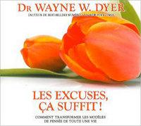 LES EXCUSES CA SUFFIT ! - LIVRE AUDIO 3 CD