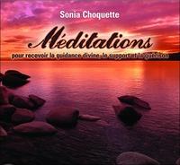 MEDITATIONS POUR RECEVOIR LA GUIDANCE DIVINE, SUPPORT ET GUERISON - LIVRE AUDIO 2 CD