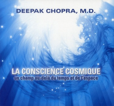 LA CONSCIENCE COSMIQUE - LIVRE AUDIO 2 CD