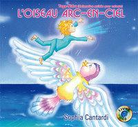 L'OISEAU ARC-EN-CIEL - LIVRE + CD