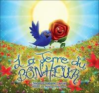 LA TERRE DU BONHEUR (LIVRE + CD)