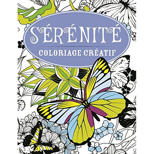 SERENITE - COLORIAGE CREATIF