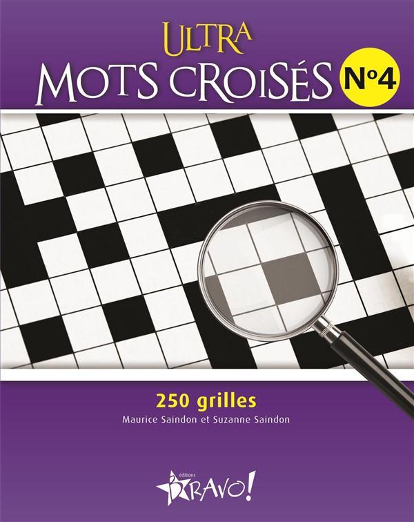 ULTRA MOTS CROISES N 4