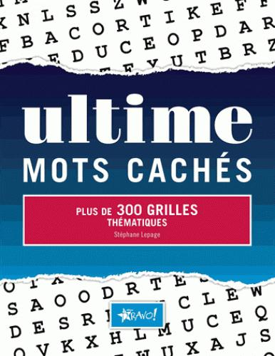ULTIME MOTS CACHES