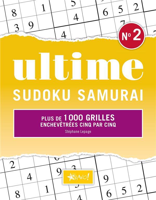ULTIME SUDOKU SAMURAI 2