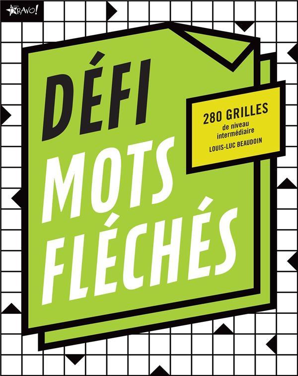 DEFI MOTS FLECHES