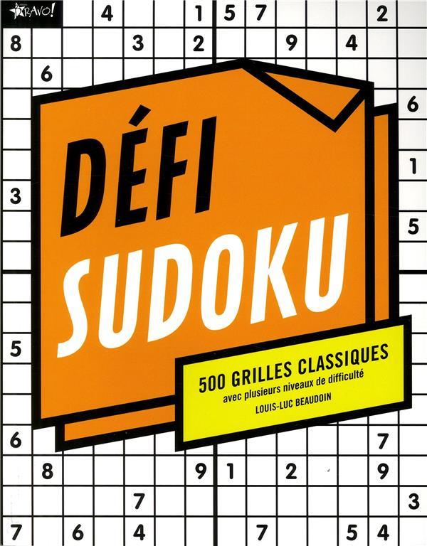 DEFI - SUDOKU