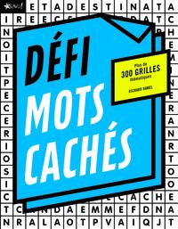 DEFI - MOTS CACHES