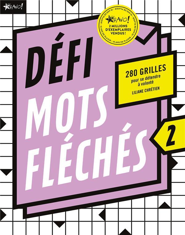 DEFI MOTS FLECHES 2