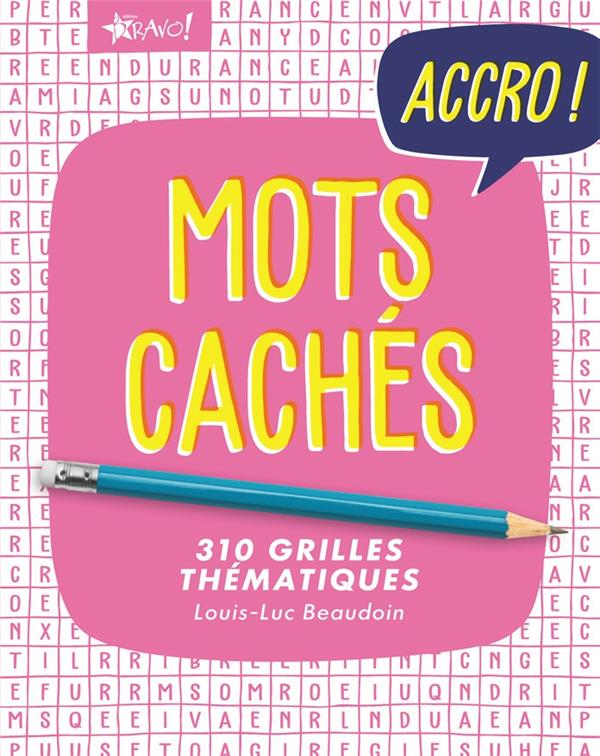 ACCRO ! MOTS CACHES