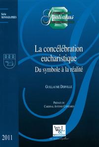 LA CONCELEBRATION EUCHARISTIQUE
