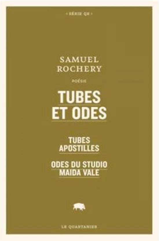 TUBES ET ODES - TUBES APOSTILLES - ODES DU STUDIO MAIDA VALE