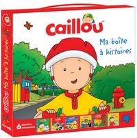 CAILLOU MA BOITE A HISTOIRES (NOUVEAU COFFRET)
