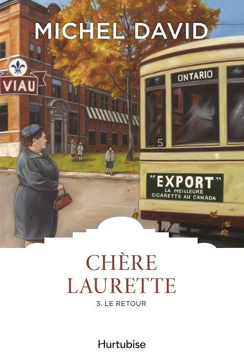 CHERE LAURETTE VOL 03 LE RETOUR
