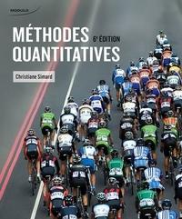 METHODES QUANTITATIVES