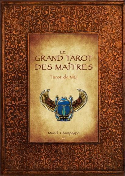 GRAND TAROT DES MAITRES - INSPIRE DU TAROT DE MU - COFFRET