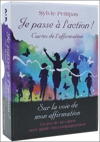 JE PASSE A L'ACTION ! CARTES DE L'AFFIRMATION
