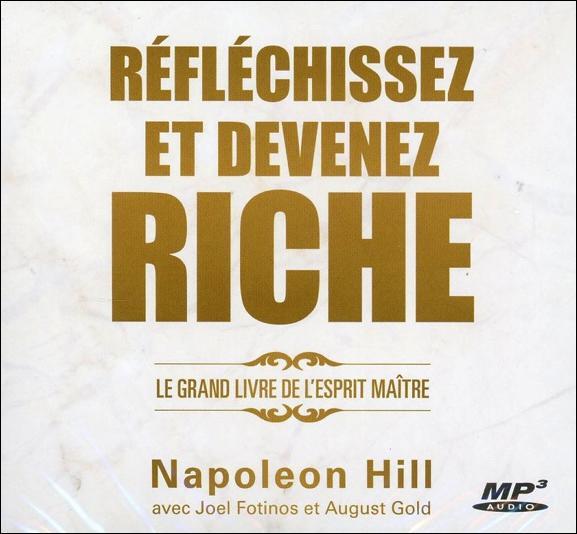 REFLECHISSEZ ET DEVENEZ RICHE - CD MP3 - AUDIO