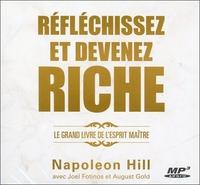 REFLECHISSEZ ET DEVENEZ RICHE - CD MP3